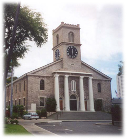 kawaihao church